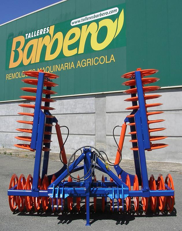 Rodillo Talleres Barbero